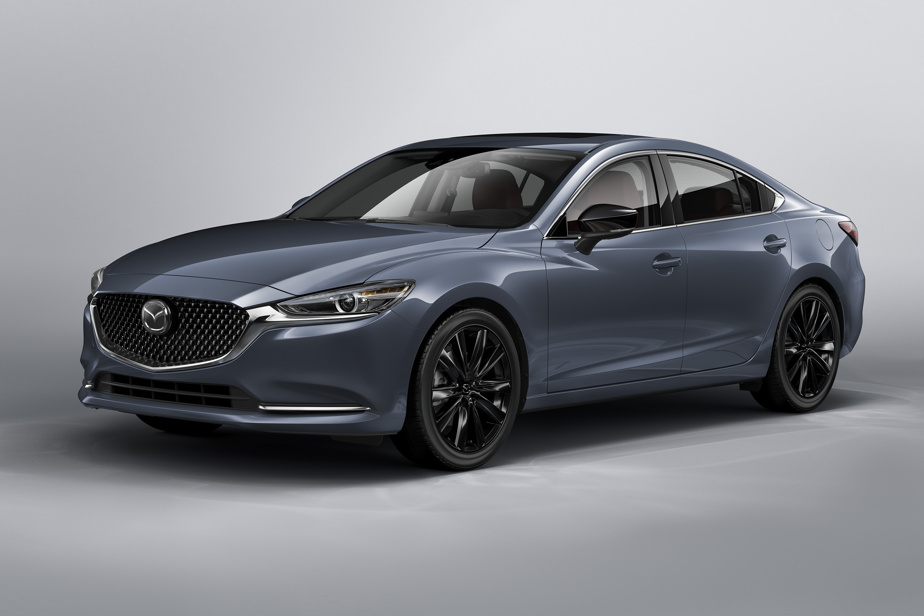 This is the end of the Mazda 6