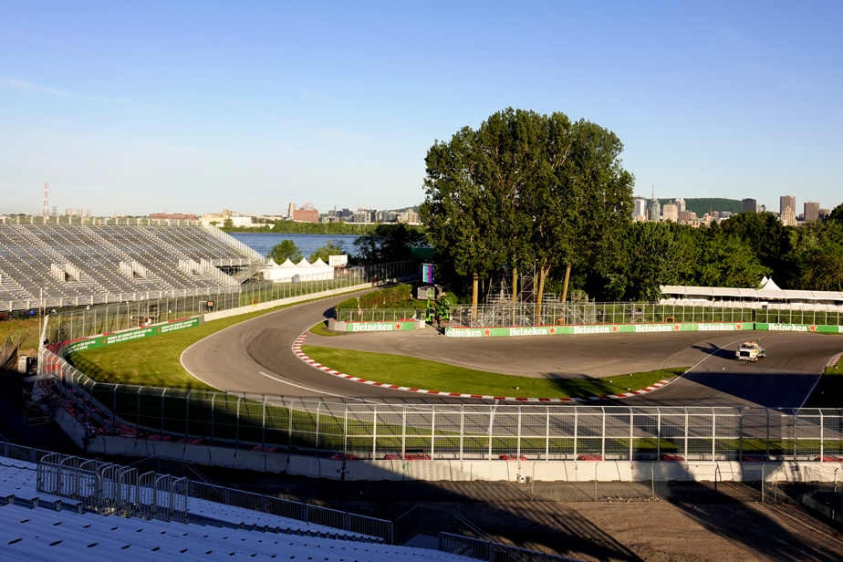 Vaccine |  A clinic at Circuit Gilles-Villeneuve from May 29