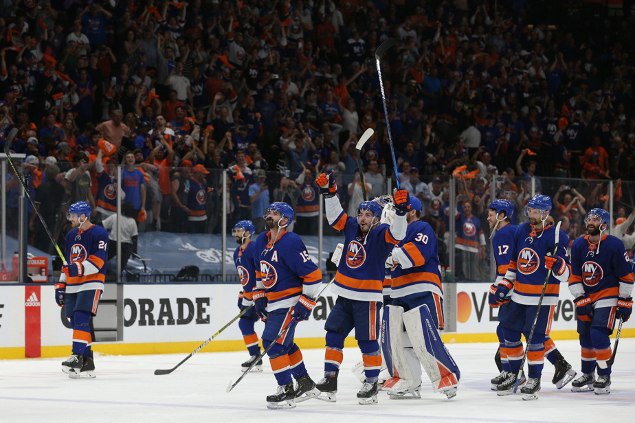 The Bruins were knocked out by the Islanders in six games