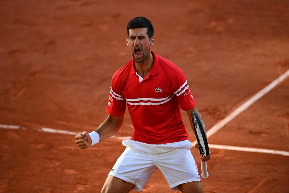 Roland-Garros    Djokovic won and won his 19th Grand Slam title
