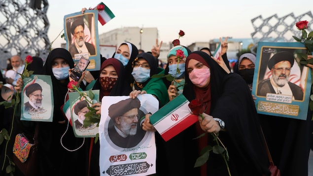 Iran: Ultra-Conservative rowdy elected in first round against abstinence