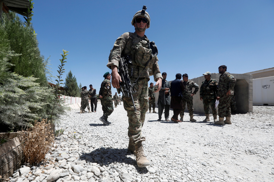 Taliban attack    The US is slowing its withdrawal from Afghanistan
