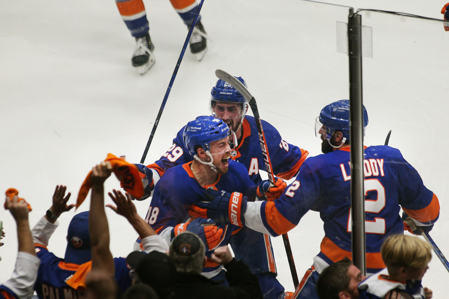 NHL Playoff Semifinals |  Beauville rescues islanders