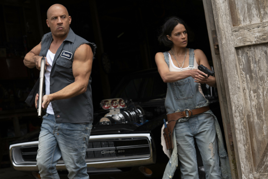 Fast & Furious 9, the biggest start since the epidemic began