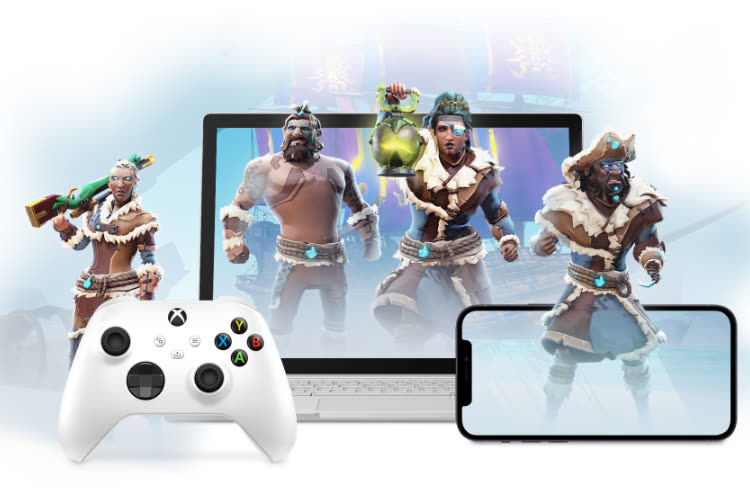 Xbox Cloud Gaming is officially available on iOS and macOS