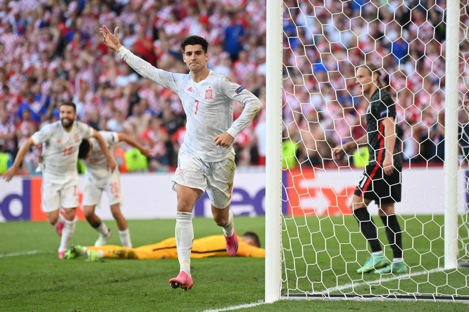 Euro 2020 |  Pushni blocked Croatia from Croatia and slipped into the quarters