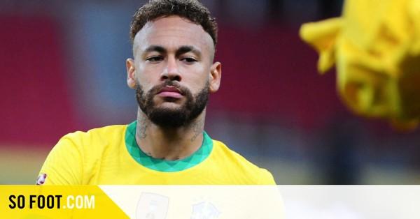 Brazil crushed Copa America / Copa America / J1 / Brazil-Venezuela (3-0) / SOFOOT.com in launching.