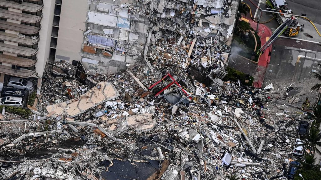 Building collapses in Miami: The plight of missing residents and families