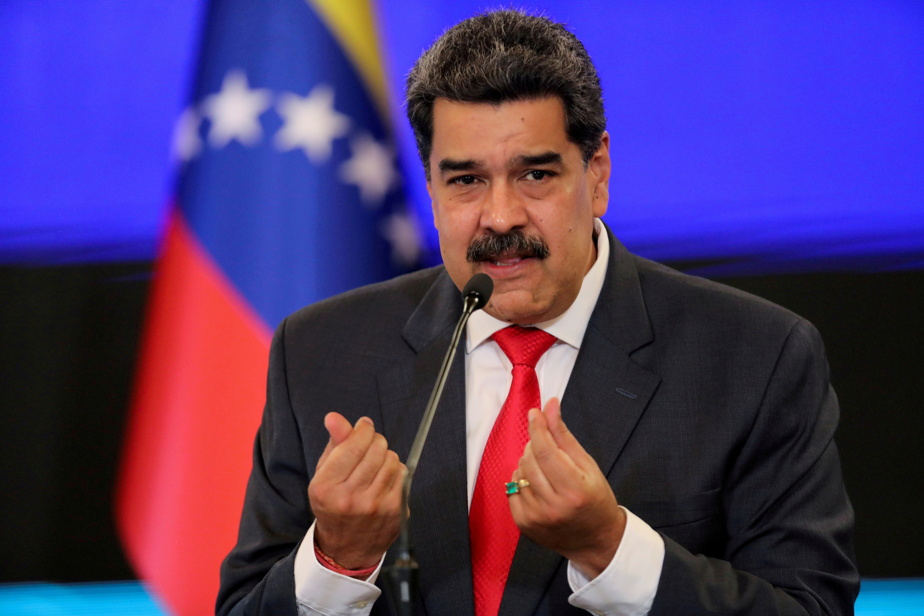 COVID-19 Vaccine Redistribution System    Maduro condemned the 'theft' and demanded the release of funds from Biden
