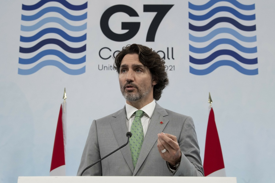 COVID-19 Vaccines    Canada will give 13 million doses, Justin Trudeau announced to the G7