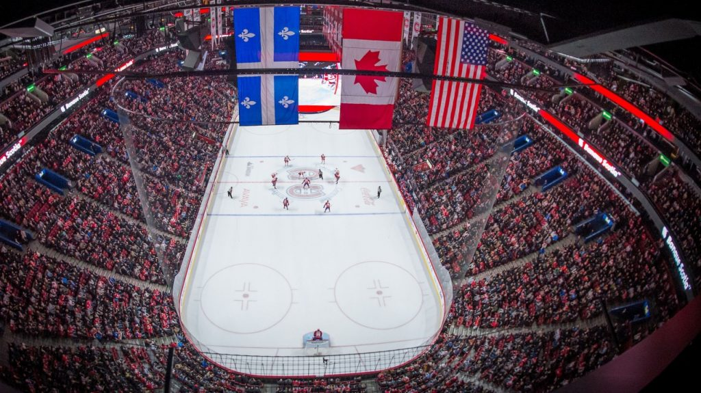 Canadians: Game 2 on the big screen at the Bell Center;  CH on standby to increase its capacity