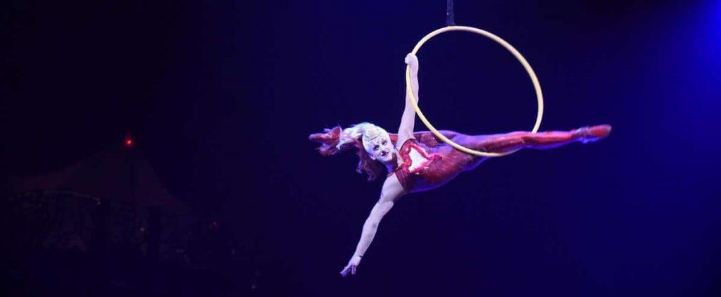 Cirque du Soleil announced his return to Montreal