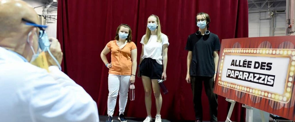 [EN IMAGES] Vaccination: Lay the red carpet for young people!