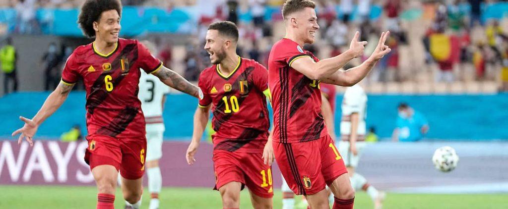 Euro: Belgium dragged on