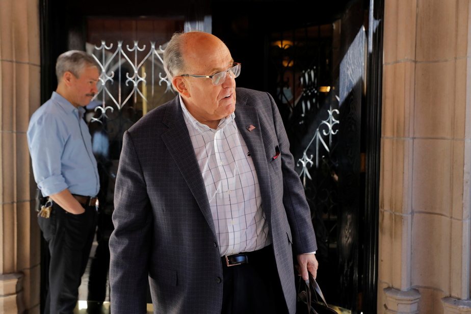 False statements    Lawyer Rudy Giuliani has been suspended by the New York Supreme Court