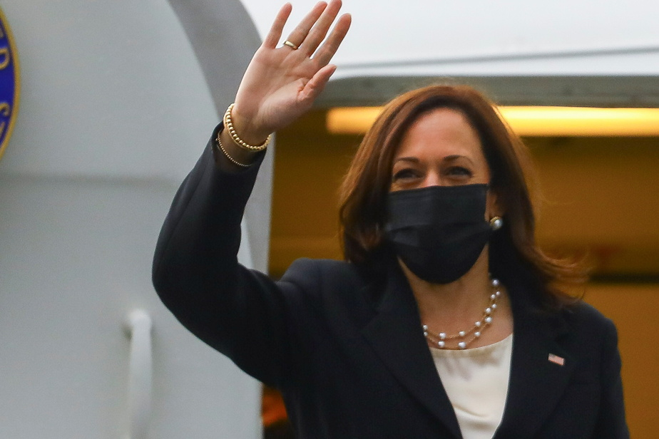Guatemala and Mexico |  Kamala Harris was criticized after her first international mission
