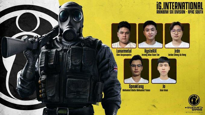 Invictus Gaming enters the APAC League