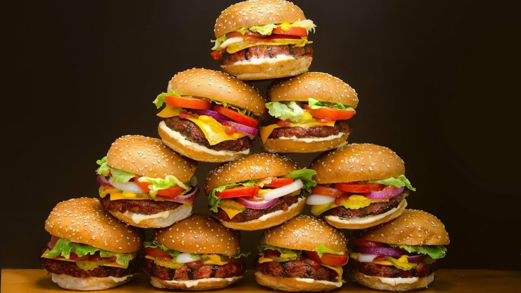 Jailed for refusing burgers to police