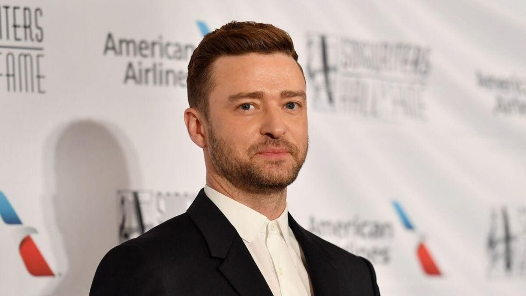Justin Timberlake Soutient Britney Spears
