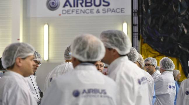 Massive screening at the Airbus Defense & Space site after the detection of the Delta variant