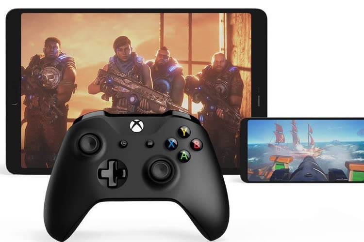 Microsoft is improving its cloud gaming by relying on the Xbox Series X.