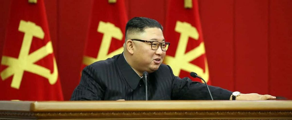 """North Korea: Leader Kim Jong-un is """"emaciated,"""" state television says"""