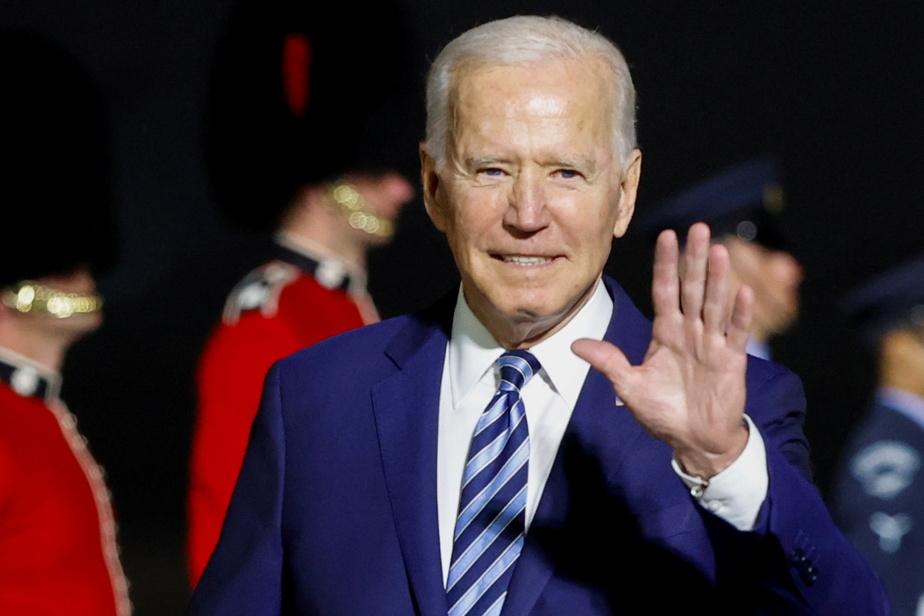 Pew Poll |  Biden raised America's image abroad