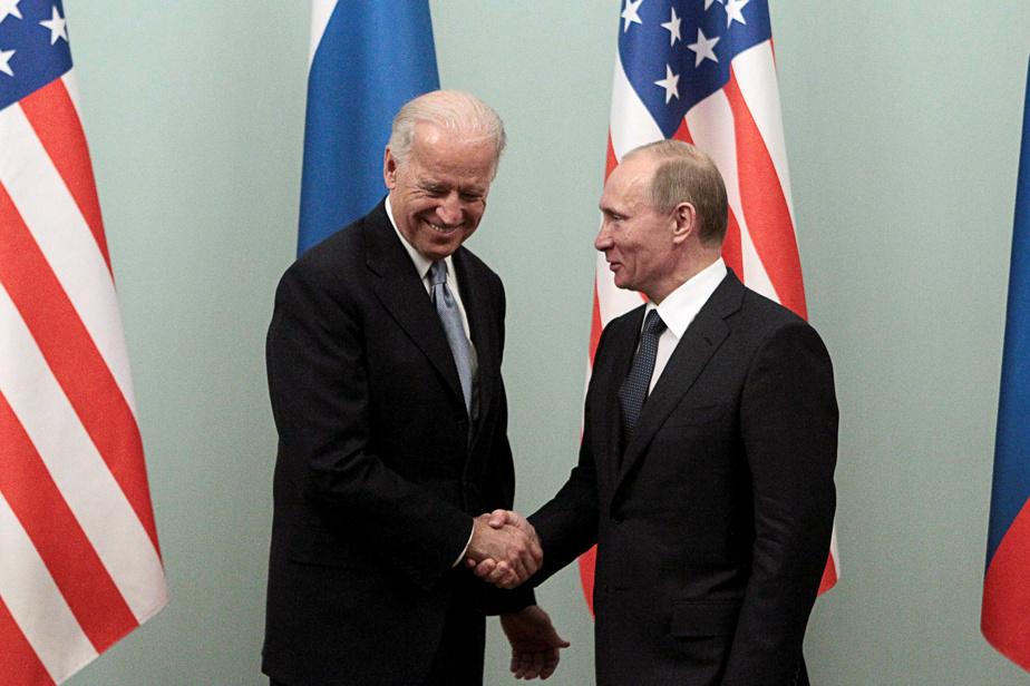 Putin thinks Biden will be less abrupt than Trump