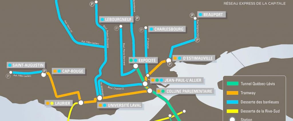 Quebec-Lewis Tunnel: Another call for tenders for Link 3