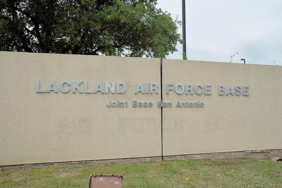 Shots |  San Antonio Air Force Base on High Alert