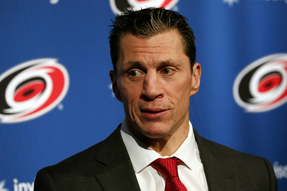 Storms |  Rod Brind 'Amour' three-year contract and Coach of the Year Award