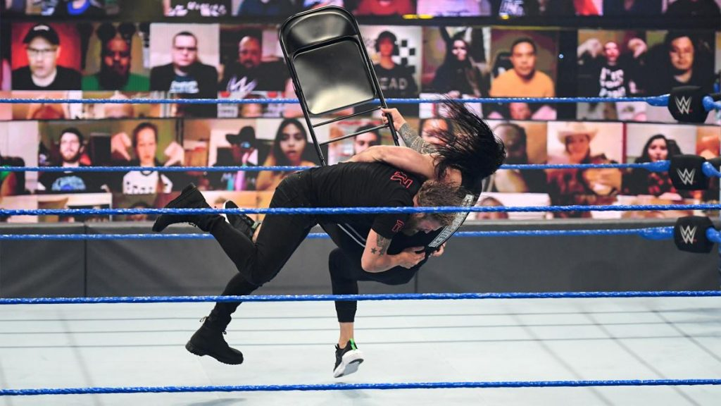 WWE SmackDown Results June 25, 2021