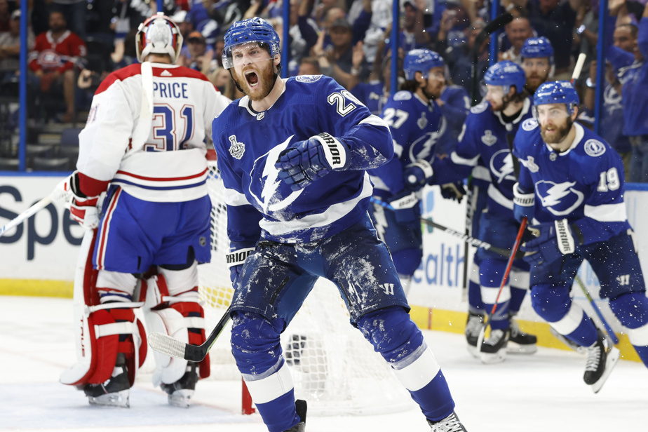 Canadian 1 - Lightning 3 (Game 2) |  It hurts ...