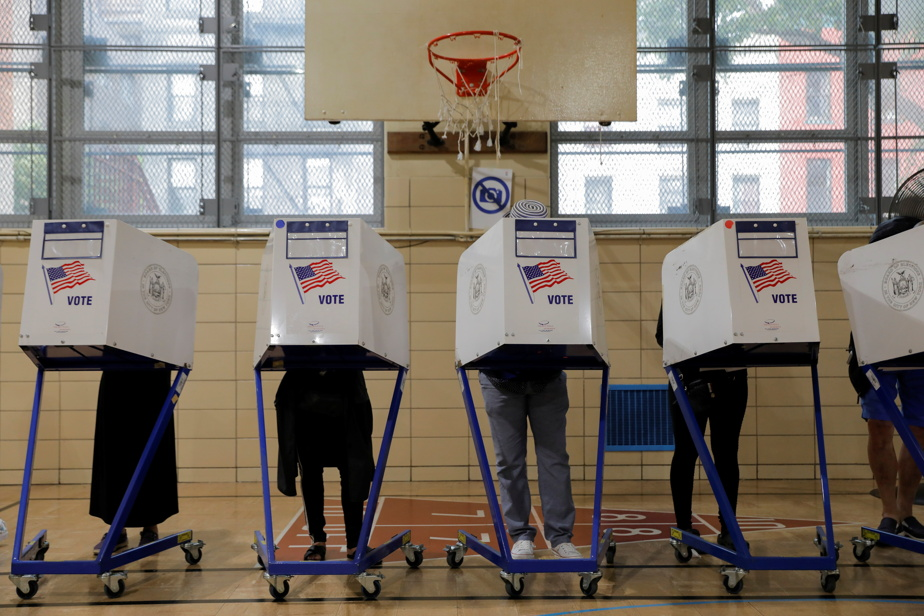 Democratic Primary for Town Hall    Election mess in New York