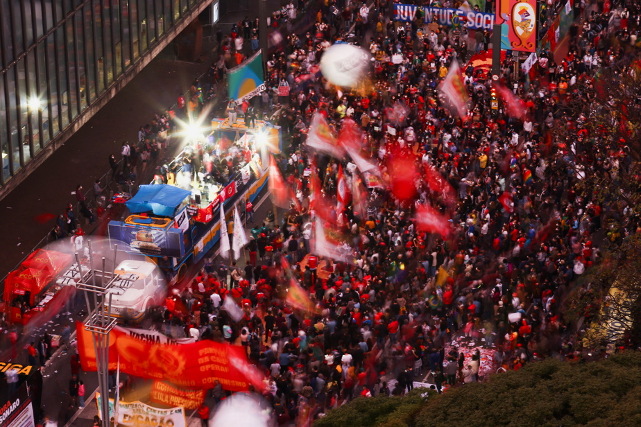 Brazil |  Tens of thousands protested against Bolsonaro