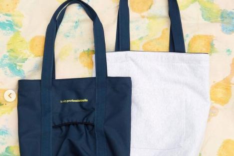 Bag reversible.