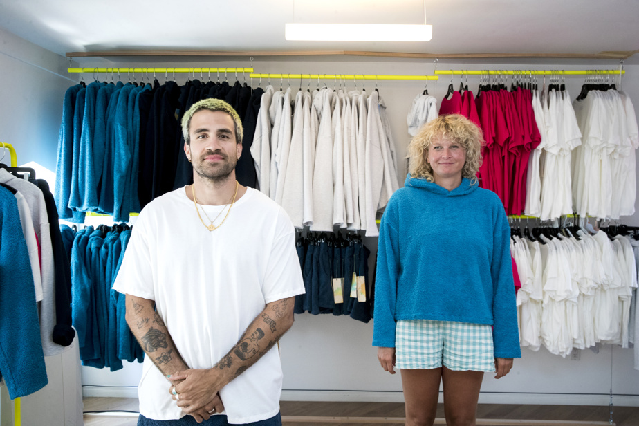 Start at Jay du Temple and his stylist ready-to-wear