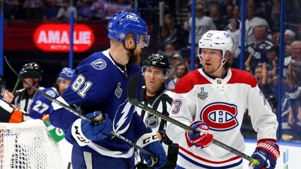 Stanley Cup Final: Elsa Spoilsport can play