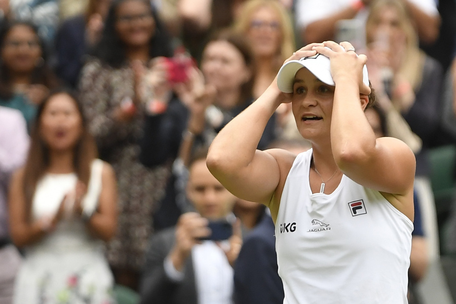 Ashley Barty wins Wimbledon