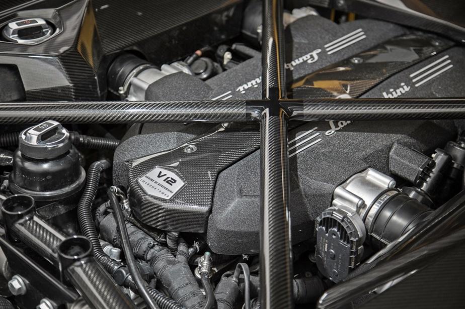 Lamborghini    Last farewell to Weather V12