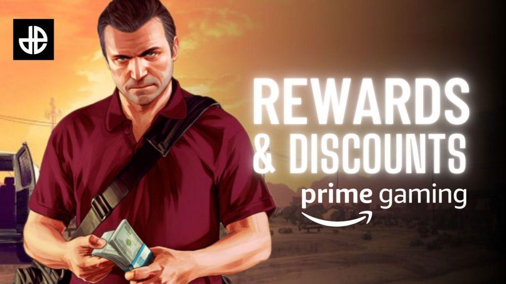rewards de Prime Gaming pour GTA Online