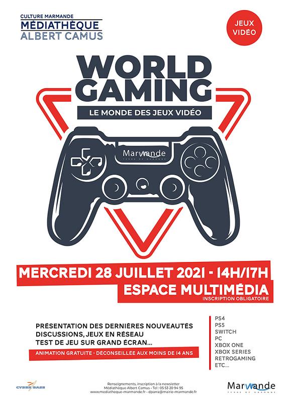 World Gaming Marmande   2021-07-28