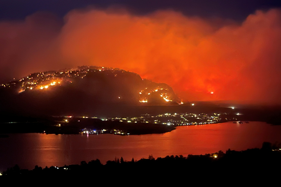 Wildfires |  British Columbia declares state of emergency