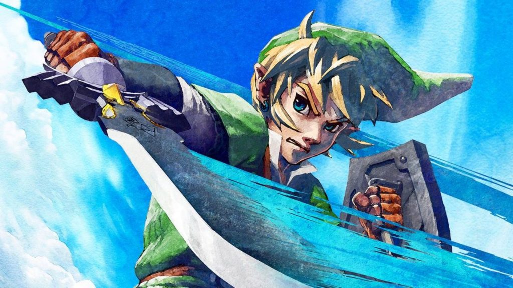 5 things you may not know about the legend of Zelda: Skyward sword