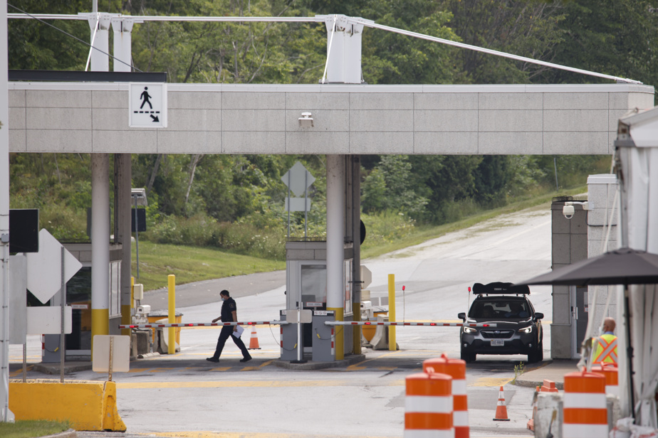 Canada-US border |  Policies do not necessarily apply in the same way