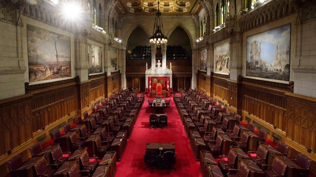 Justin Trudeau appoints five new senators