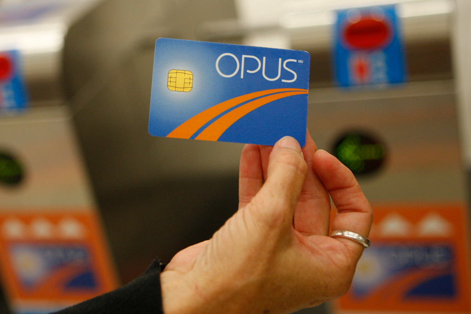 Annual OPUS Transportation Tickets    Automatic payments are discontinued until December