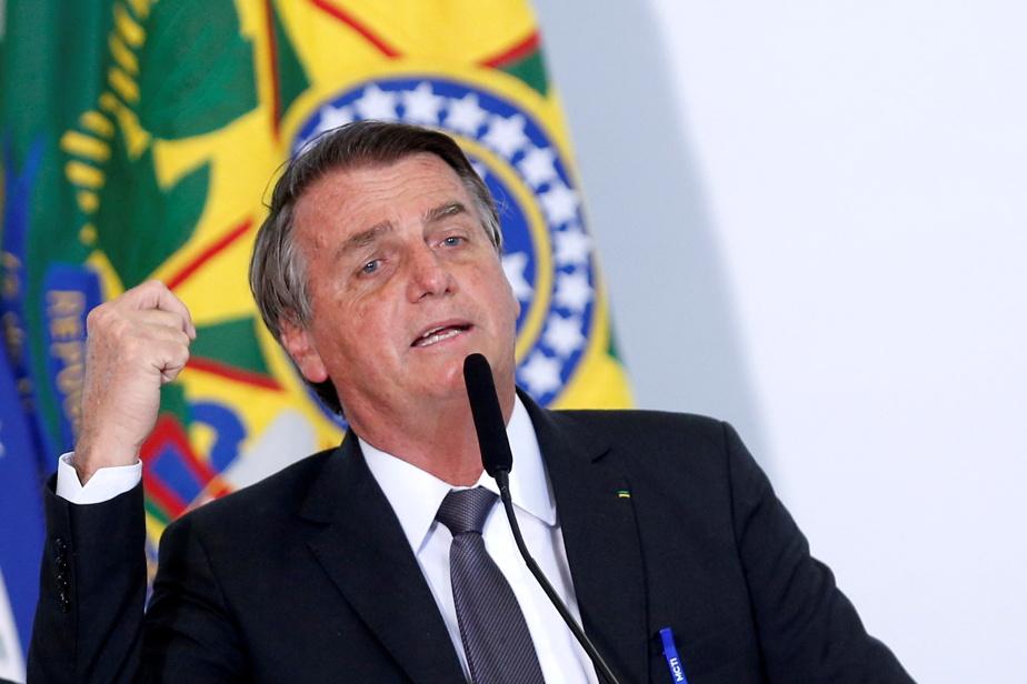 Brazil |  President Bolsonaro was hospitalized with an intestinal obstruction