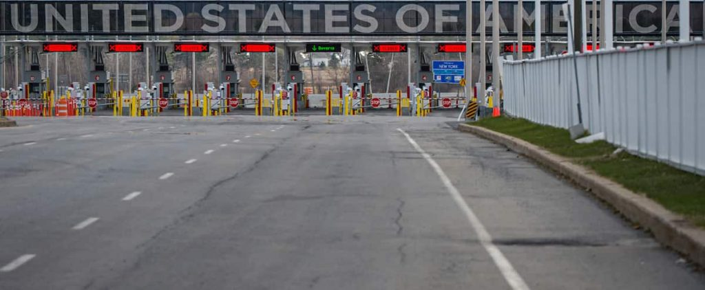 Canada-US border: Demanded to start immediately