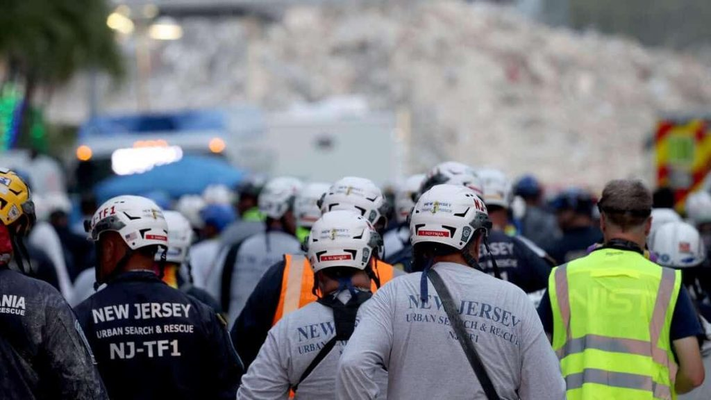 Collapse in Florida: Second Canadian body found at site